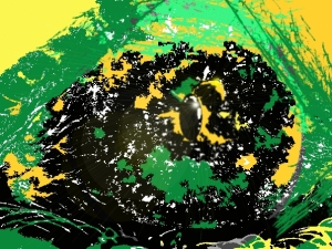 Mother Earth's Eye