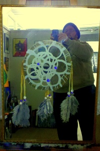 Dream Catcher Reflects